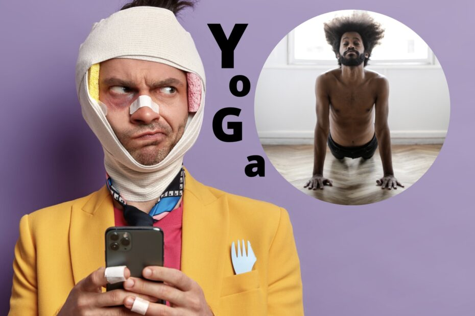 Tại nạn trong yoga